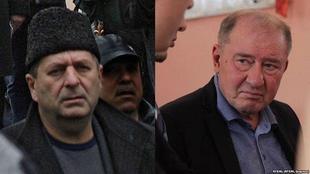 Чийгоз и Умеров прибыли в Украину