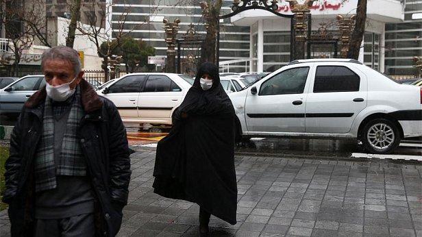 Фото — Коронавирус в Иране