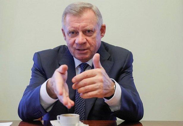 Фото — Глава НБУ Яков Смолий