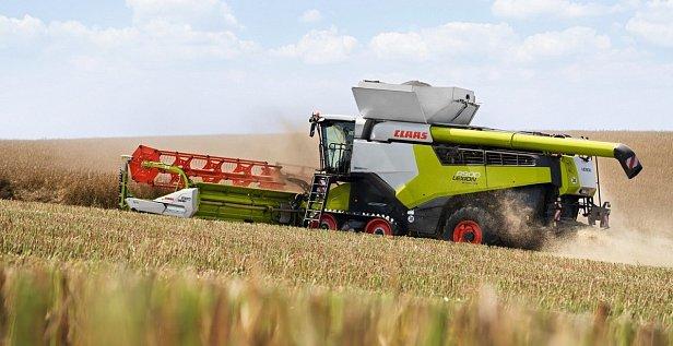 Зерновые комбайны LEXION и детали к ним: где купить и что нужно знать