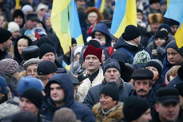 Украинцев за год стало меньше на 188 тыс. человек - Госстат