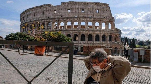 Фото — Карантин в Италии