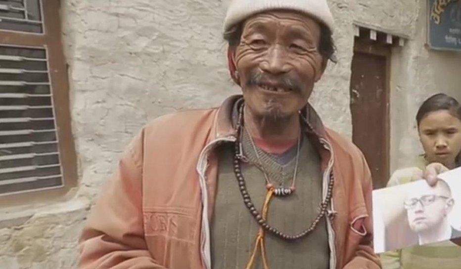 Непальский старец рассказал об украинских политиках по фото. Видео
