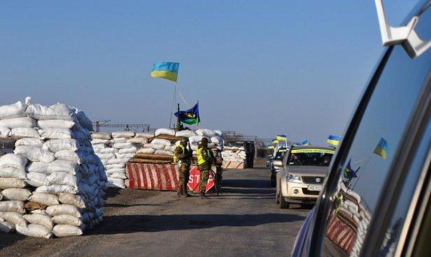В изоляции: часть Донбасса с 6 по 11 мая 2018 закроют на въезд и выезд