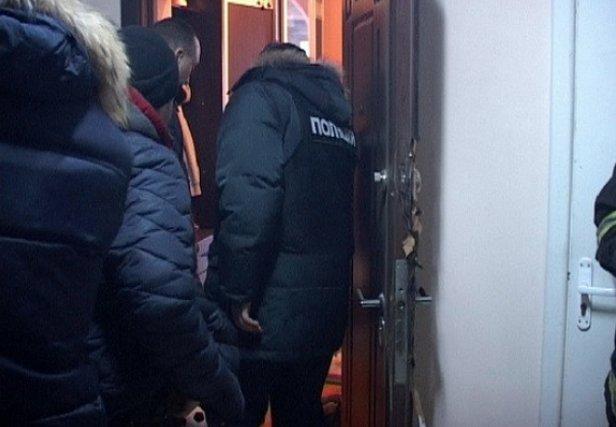 фото - смертельное ЧП в Киеве