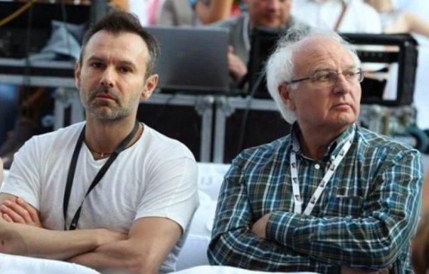 фото - Святослав и Иван Вакарчук