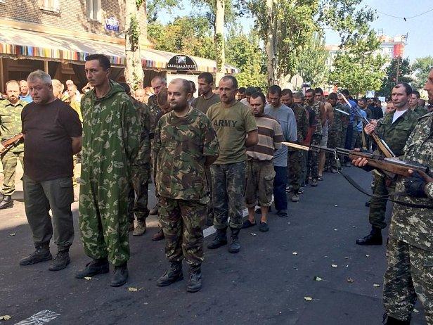 Геращенко: за год из плена боевиков ДНР и ЛНР освободили 2852 человека