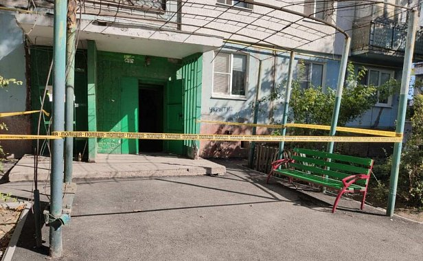 Фото - убийство боевика Джумаева