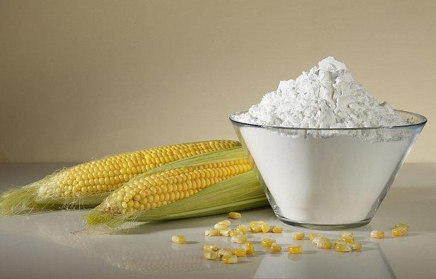 Фото: Кукурузный крахмал