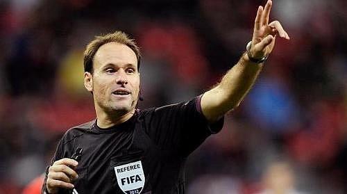 Динамо и Манчестер Сити рассудит испанский арбитр