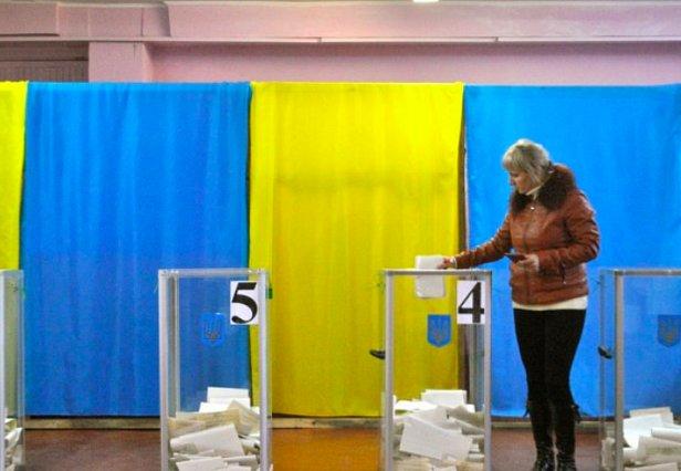 фото - выборы