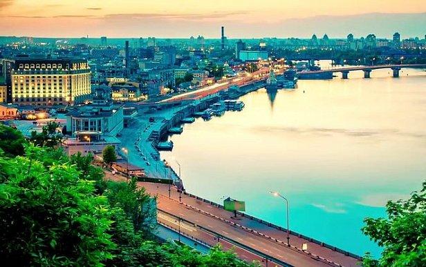 """Киев назван самым """"зеленым мегаполисом"""" Европы"""
