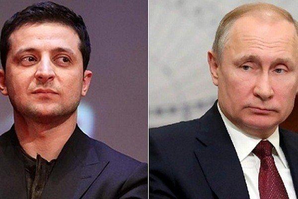 Фото: Зеленский не готов идти на уступки Путину
