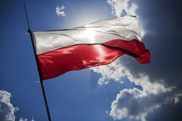 Флаг Польши, Фото: pixabay.com
