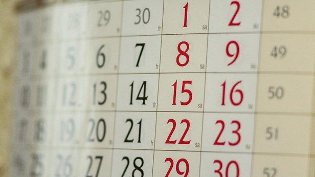 Четыре дня подряд украинцы будут отдыхать в марте, апреле и июне