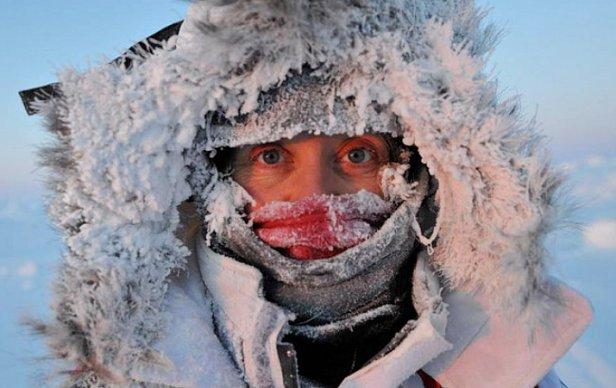 В Украину пришла настоящая зима:  фото метели