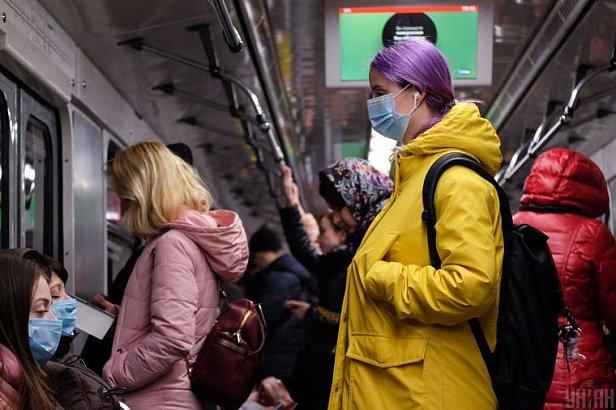 Фото — Коронавирус в метро