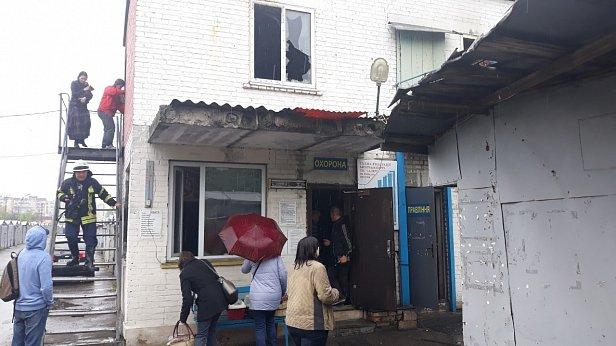 Фото: Появились подробности пожара в приюте для котов в Киеве