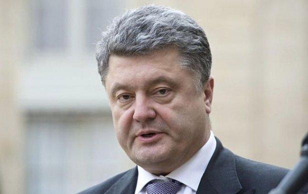 Порошенко: иностранные войска должны быть немедленно выведены из Украины