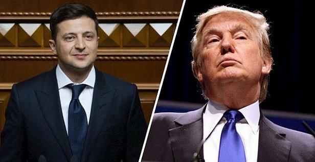 Фото - Зеленский и Трамп