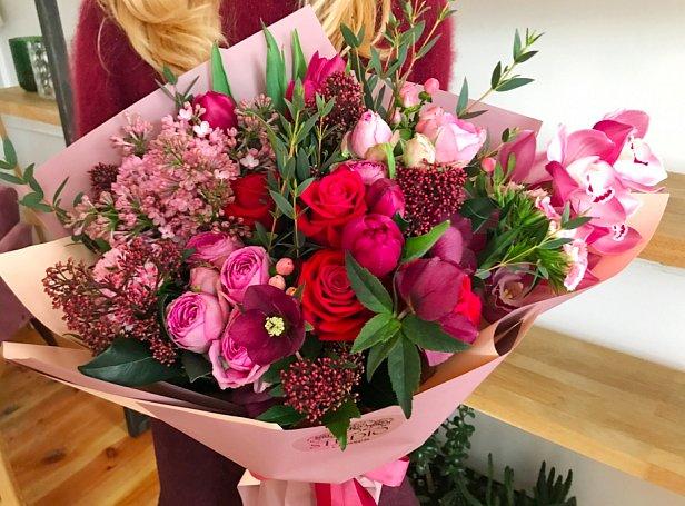 Купить цветы в Киеве с доставкой: что нужно знать