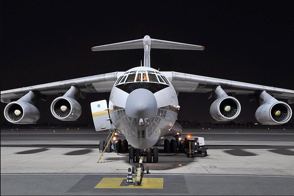 """В Лівії знищено український Іл-76 ТД, пілот загинув. Літак належав українській компанії """"Європа Ейр"""""""