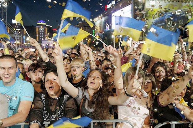 Фото - 24 августа Украина отмечает День Независимости