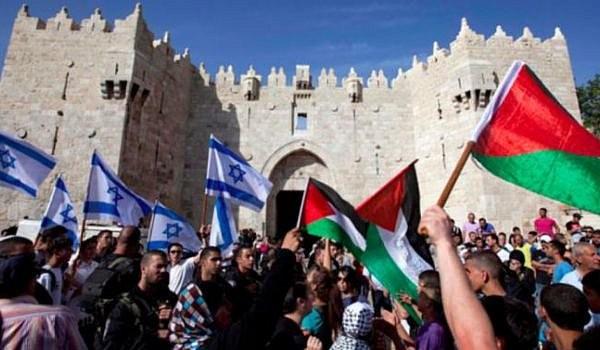 фото - Израиль и Палестина померились