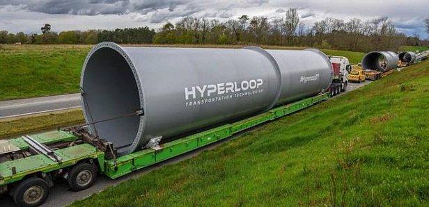 Hyperloop  в Украине: власти обещают инновацию через пять лет