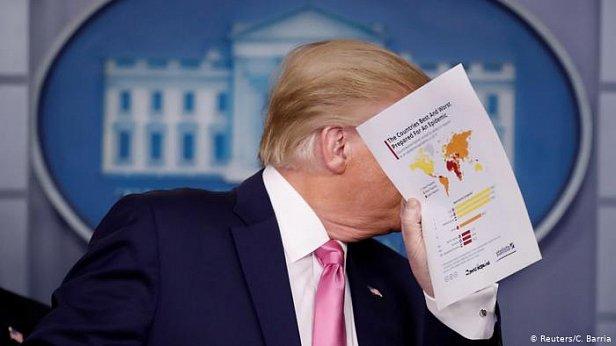 фото - коронавирус в США