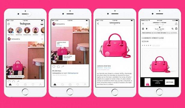 Алена Дегрик рассказала о том, зачем Instagram запускает отдельное приложение для шоппинга