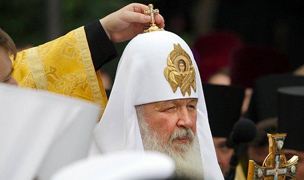 фото - Патриарх МП РПЦ Кирилл поздравил Зеленского