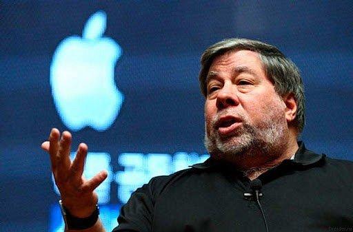 Стив Возняк назвал свою зарплату в Apple