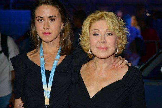 фото - Любовь Успенская с дочерью Татьяной
