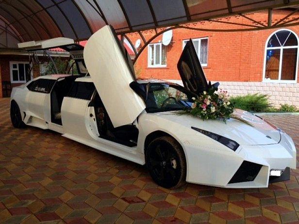Оригинальные авто для аренды на свадьбу: подборка YesYes