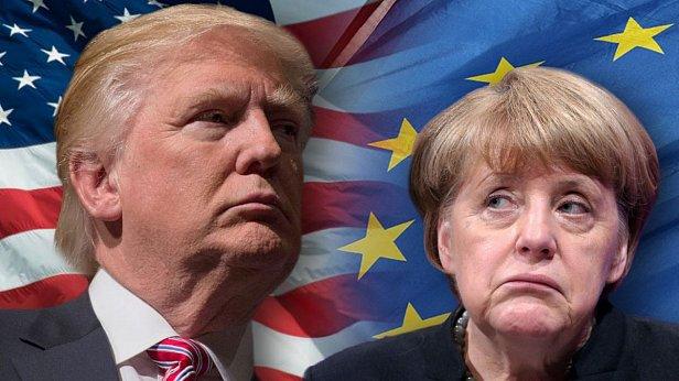 Германия желает начать покупать наш природный газ— Трамп