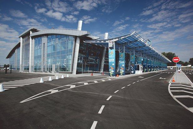 Аэропорт Киев обслужил 180 тыс пассажиров в ноябре 2019 года
