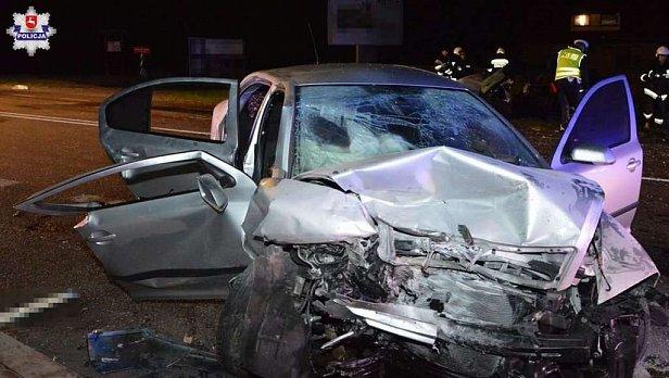 В Польше произошла автомобильная авария: пострадали украинцы