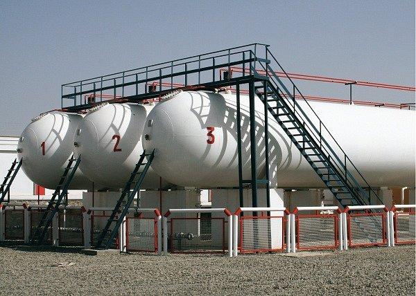 США поставляют газ на Ближний Восток