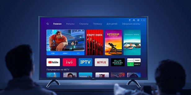 Телевизоры Xiaomi серия Mi TV UHD 4S: о самом главном