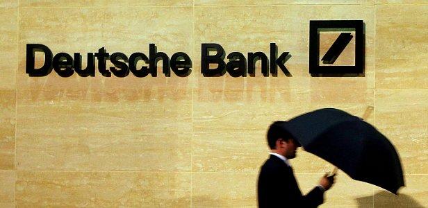 На фото Deutsche Bank