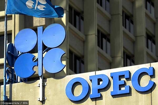 "Нефтяная ""корзина"" ОПЕК подешевела до 47 долларов за баррель"