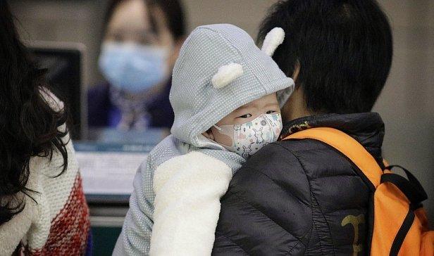 Фото — Жители Китая