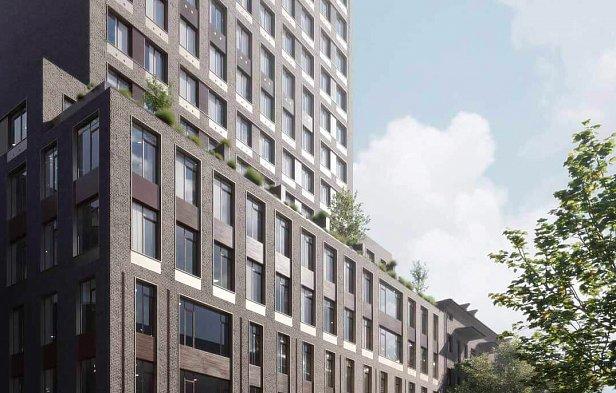 FRANKLIN Concept House — новый комплекс апартаментов бизнес-класса