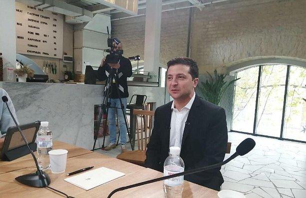 Зеленский назвал главную цель своего пребывания на посту президента
