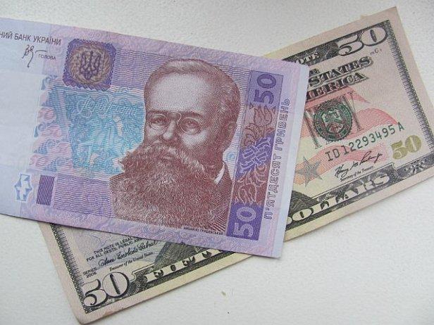Курс доллара к гривне 17.06.2015