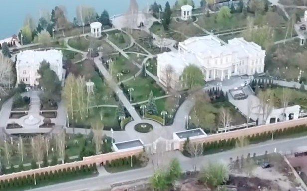 фото - дом Порошенко