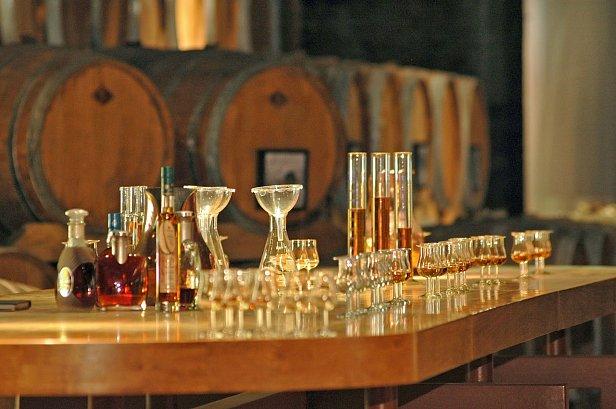 Производство коньяка как обособленная технология в виноделии
