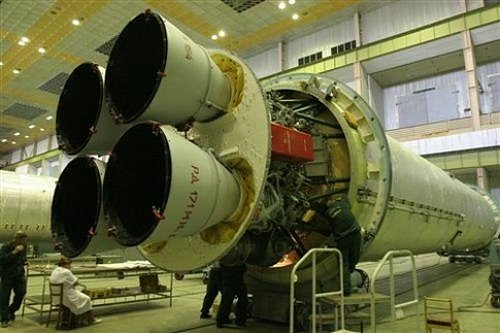 В Украине намерены создать единый космический центр