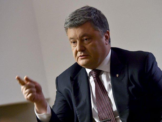 Порошенко: Товарооборот между Соединенными Штатами Америки и Украиной вырос на 70%